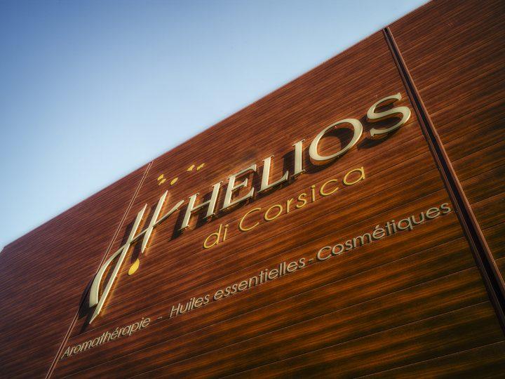 Vous l'avez demandé, le voilà: notre site e-commerce Helios di Corsica
