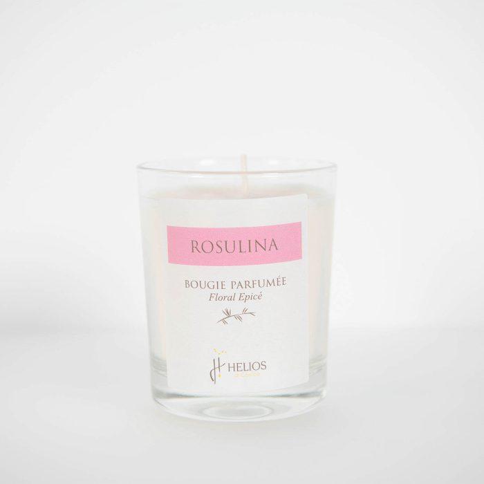 Bougie Parfumée Floral épicé – Rosulina