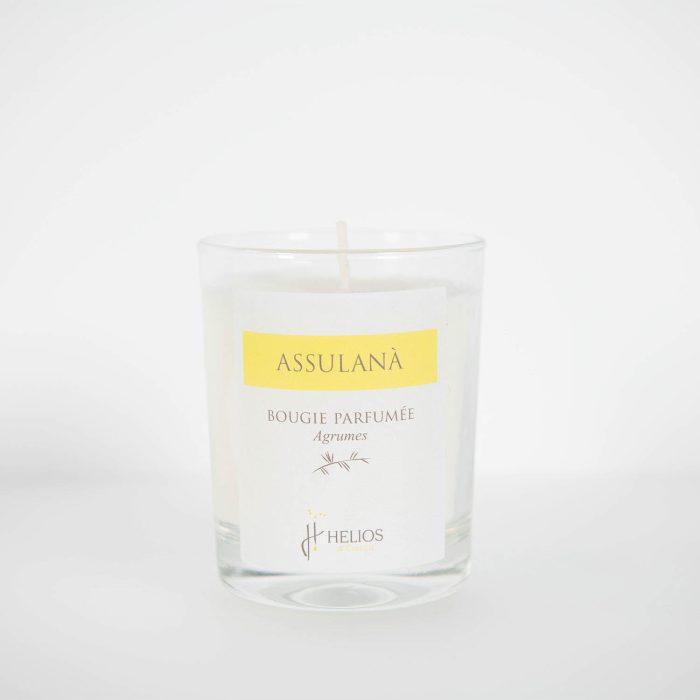 Bougie Parfumée Agrume – Assulanà