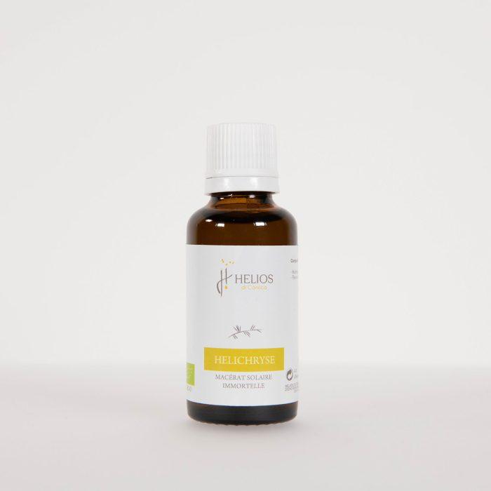Macérat Solaire d'Immortelle 30 ml